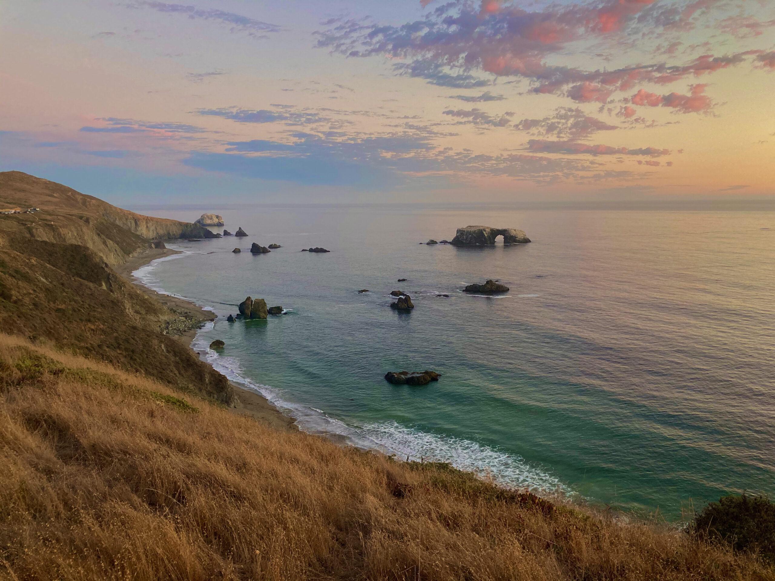 Arch Rock Sonoma Coast, CA